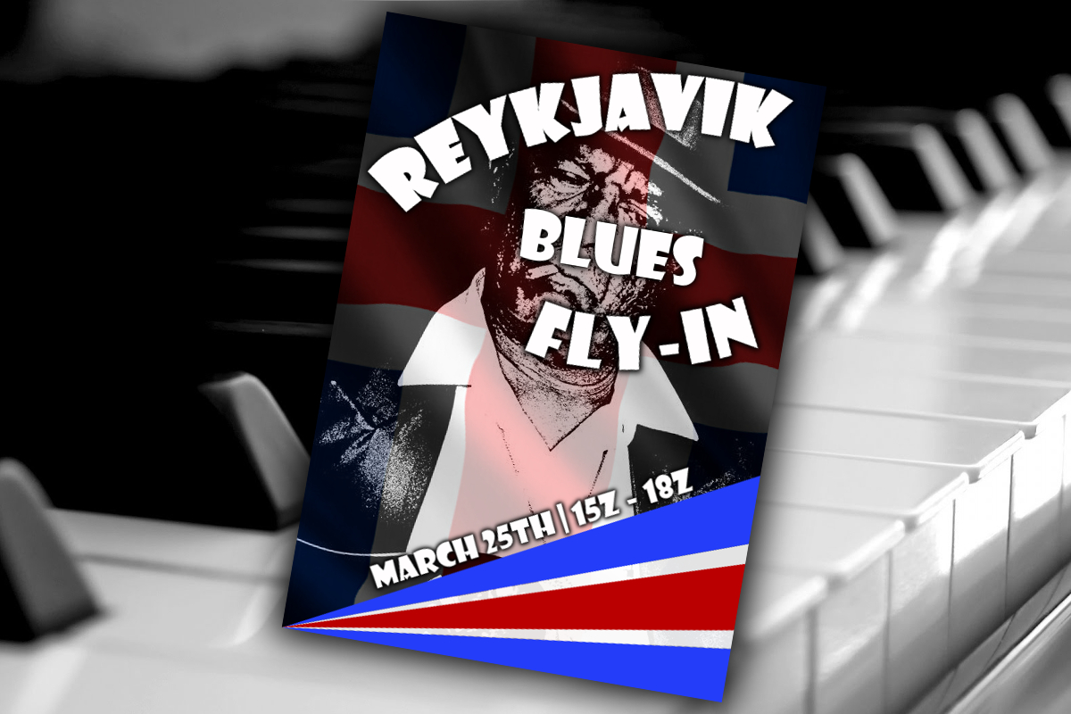 [XN] Reykjavik Blues Fly-In