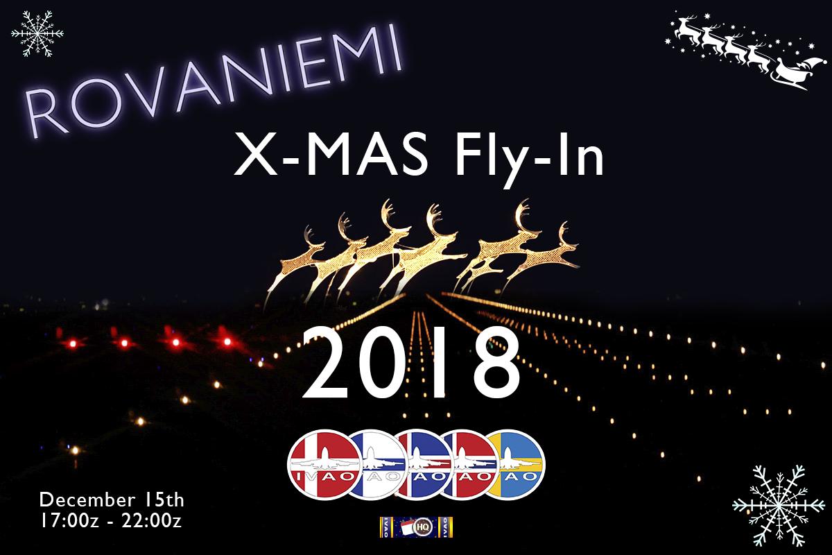 [XN] Annual Rovaniemi X-Mas Fly-In 2018