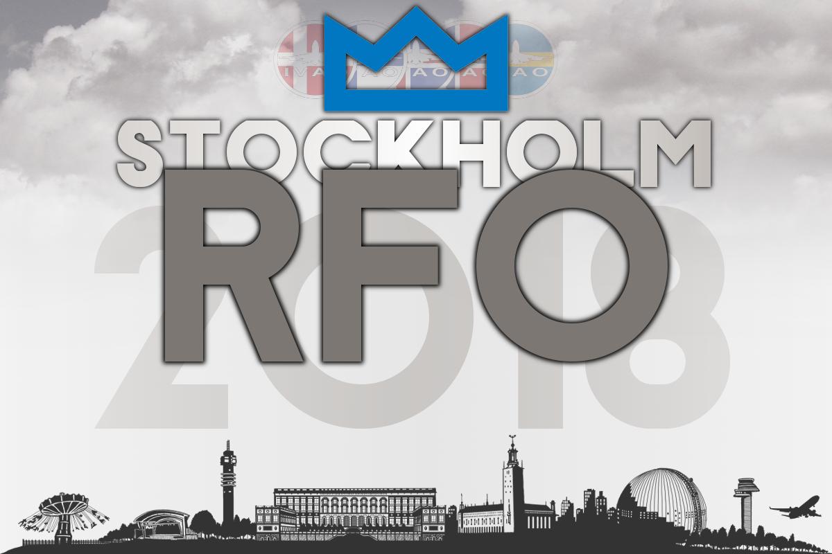 Stockholm Real Flight Operations