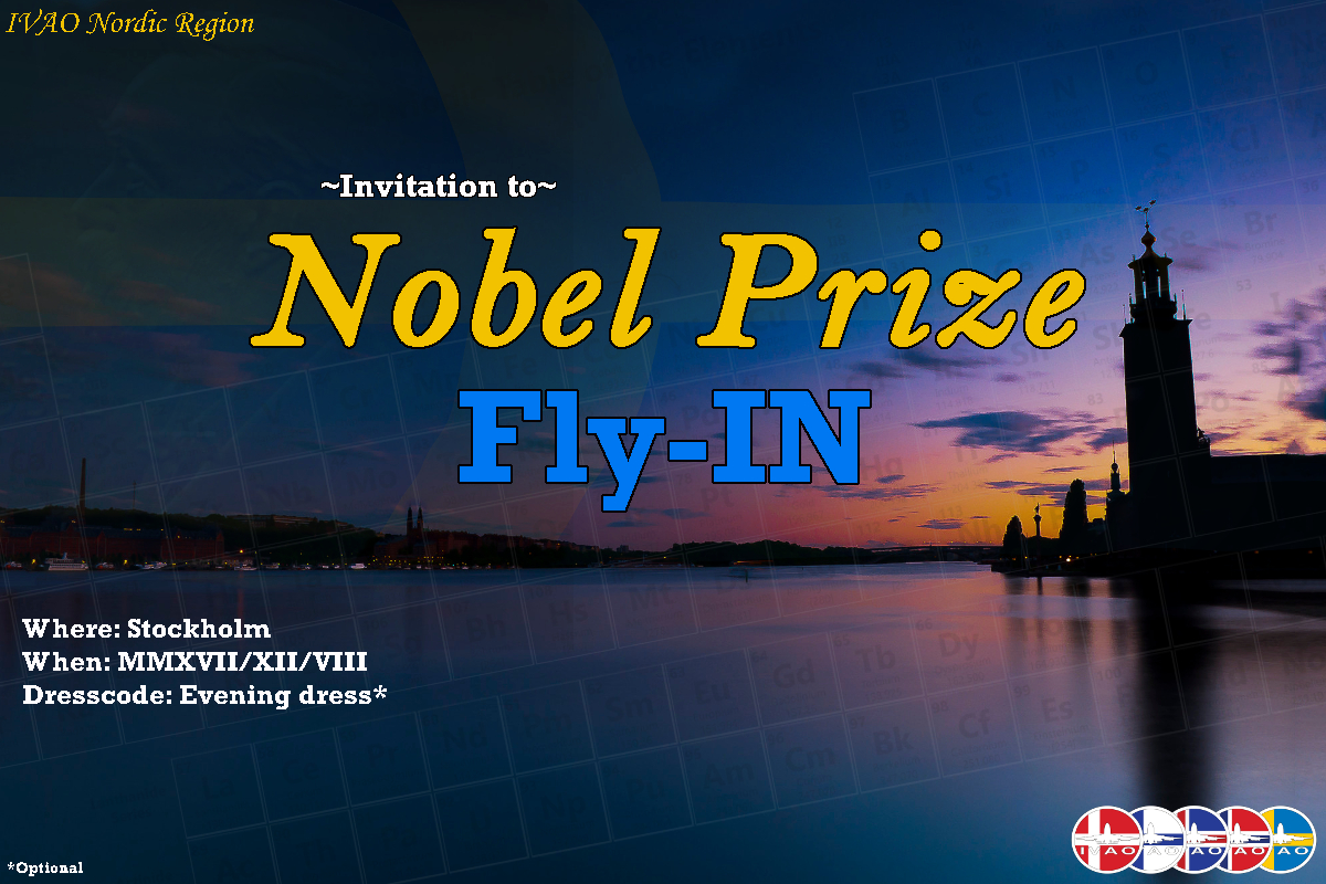 Nobel Prize Fly In 2017 banner